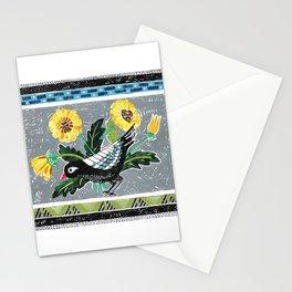 Bird & Dandelions Stationery Cards