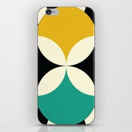 Radial Bloom iPhone Skin