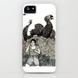Surprise, it's a Dinosaur iPhone Case