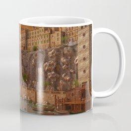 Fantasy Sunset Environment Coffee Mug