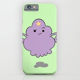 Lumpy Space Princess iPhone Case