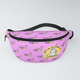 What are you looking at? I'm a unicorn Fanny Pack