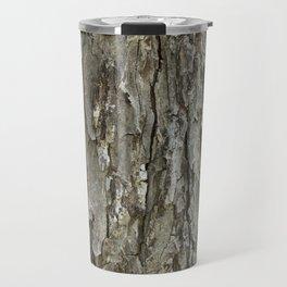 Tree Bark Texture Travel Mug