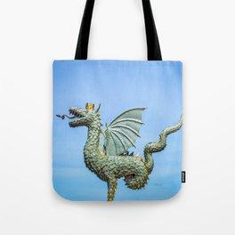 Dragon Zilant Tote Bag