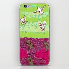 Peace & War iPhone & iPod Skin