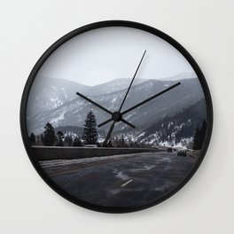 Loveland, CO Wall Clock