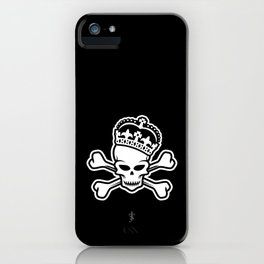Pirate King iPhone Case