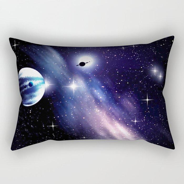 KEPLER - 62 f. Rectangular Pillow
