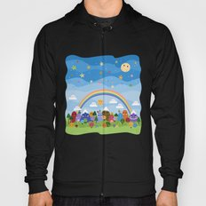 Cute World Hoody