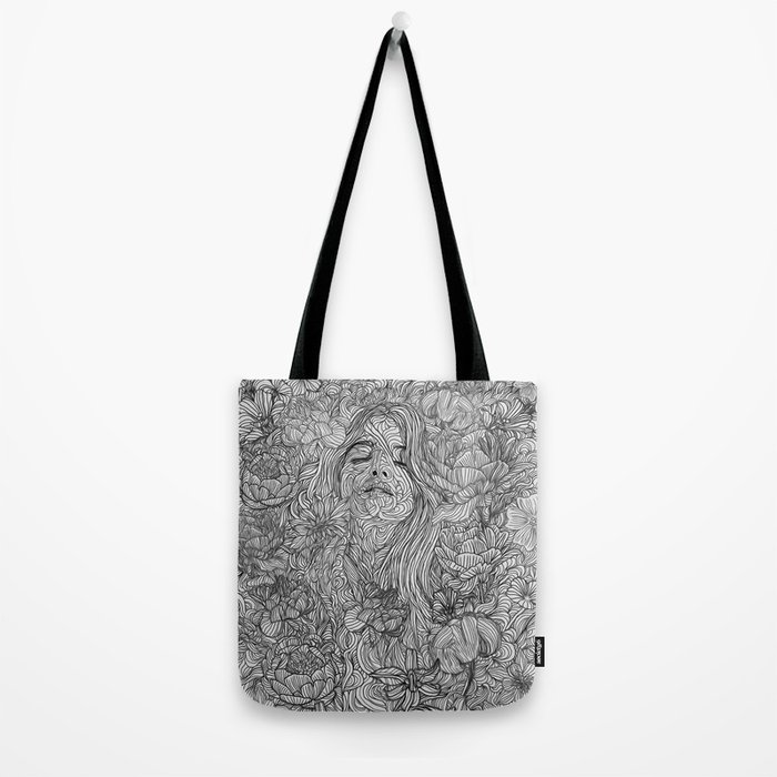 there's no such thing as Meaning of life Tote Bag