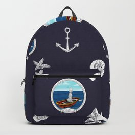 ALL THINGS SAILOR Backpack