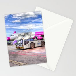 Wizz Air Aircraft Stationery Cards