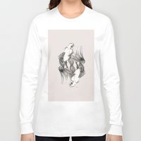koi Long Sleeve T-shirts featuring Koi by NoMoreWinters