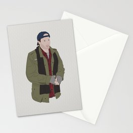 Gilmore Girls: Luke Danes Stationery Cards