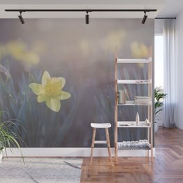 Time for Daffodils Wall Mural
