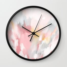 secret wisdom Wall Clock