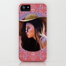 Katie iPhone Case