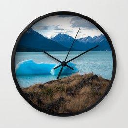 Patagonia Wall Clock