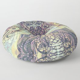 Spheric Ascension Floor Pillow