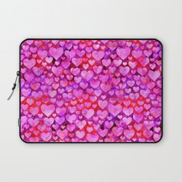 Heart Pattern 08 Laptop Sleeve