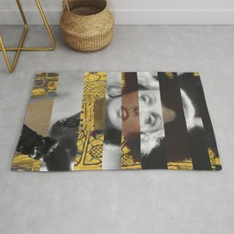 Klimt's Judith and the Head of Holofernes & Marlene Rug
