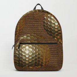 GOLDEN GOLF BALLS Backpack