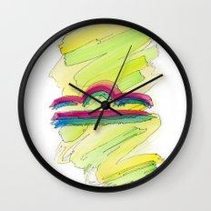 Libra Flow Wall Clock