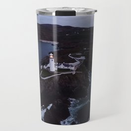Lighthouse Ireland Travel Mug