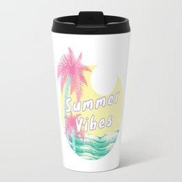 Summer Vibes Travel Mug