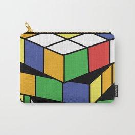 Retro Rubix Carry-All Pouch