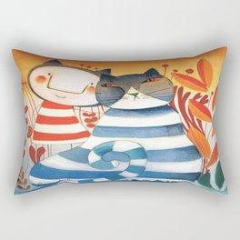 FRANCESCO&CAT Rectangular Pillow