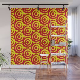 Seamless Patterns Wall Mural