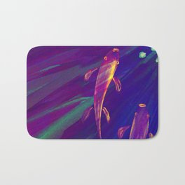 Traveling Together Bath Mat