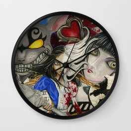 Alice the madness returns Wall Clock