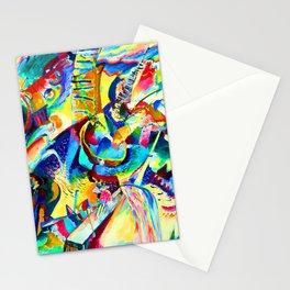 Wassily Kandinsky Improvisation Gorge Stationery Cards