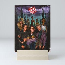 1984 CAST POSTER Mini Art Print