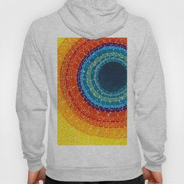 African American Masterpiece The Eclipse by Alma Thomas Hoody
