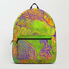 Sonoma Strong We Rise Vineyard Phoenix Backpack