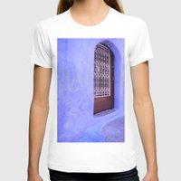 greek T-shirts featuring Greek Blues by Steve P Outram