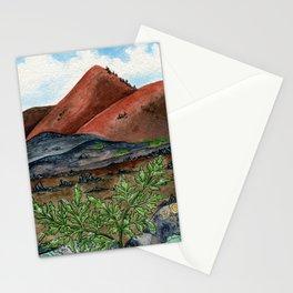 Ascension Island Parsley Fern Stationery Cards