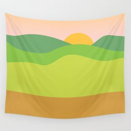 Transition Wall Tapestry