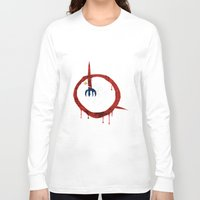 vendetta Long Sleeve T-shirts featuring Link for vendetta by unknowndesigner