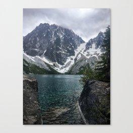 Colchuck Lake Canvas Print