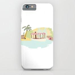 The Jungle Calls iPhone Case