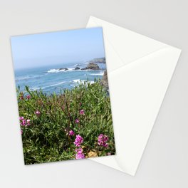 Beautiful North California Coast Stationery Cards