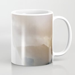 Abstract Landscape 02: New Beginnings Coffee Mug