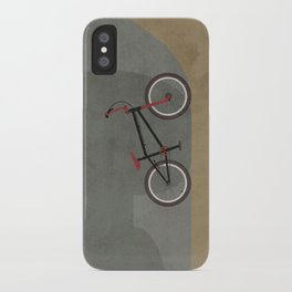 BMX Bike iPhone Case
