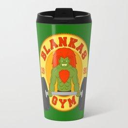 Blankas Gym Travel Mug