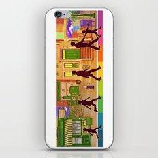 The Street I Grew up On iPhone & iPod Skin