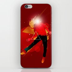 Live Free (No Limits/No Fear) iPhone & iPod Skin